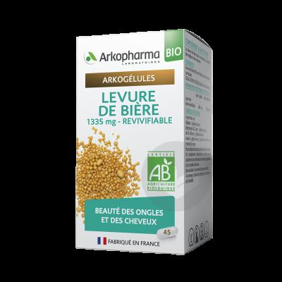 Arkogelules Bio Levure De Biere