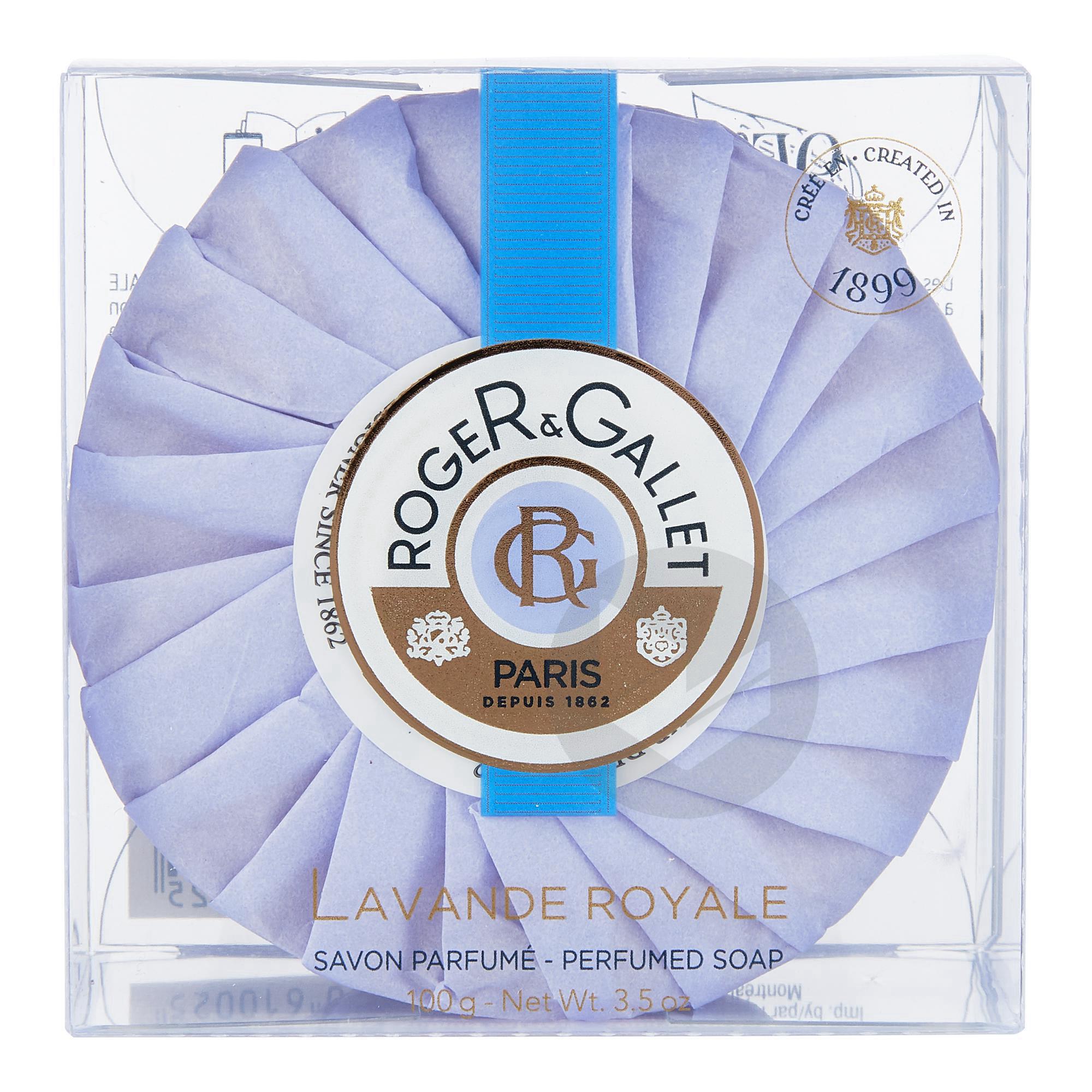 Lavande Royale Savon Parfumé 100g