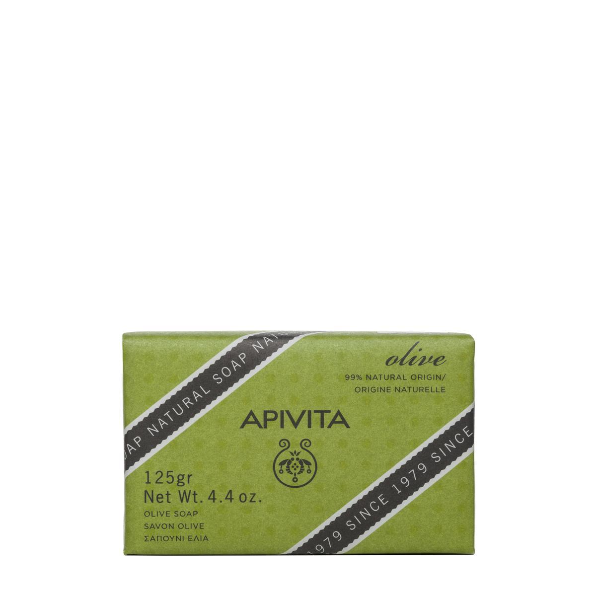 Savon à l'Olive 125g