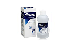 MERCRYL Solution pour application cutanée non moussante (Flacon de 125ml)