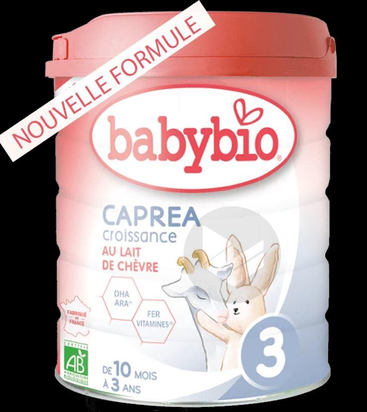 Babybio Caprea 3 Lait Pdre B 900 G