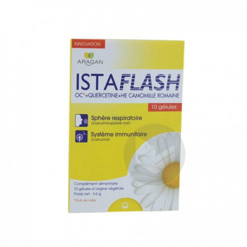 Istaflash Gel B 10