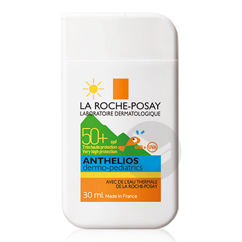Anthelios Xl Pocket Spf 50 Lait Fl 30 Ml