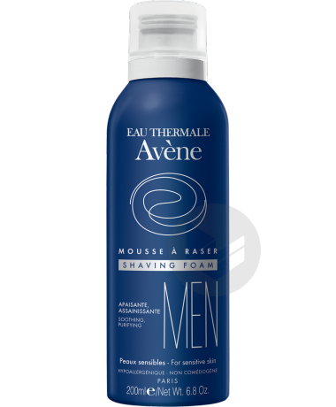 Homme Mousse A Raser Men Aeros 2 X 200 Ml