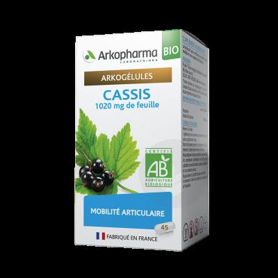 Arkogelules Cassis 45 Gelules