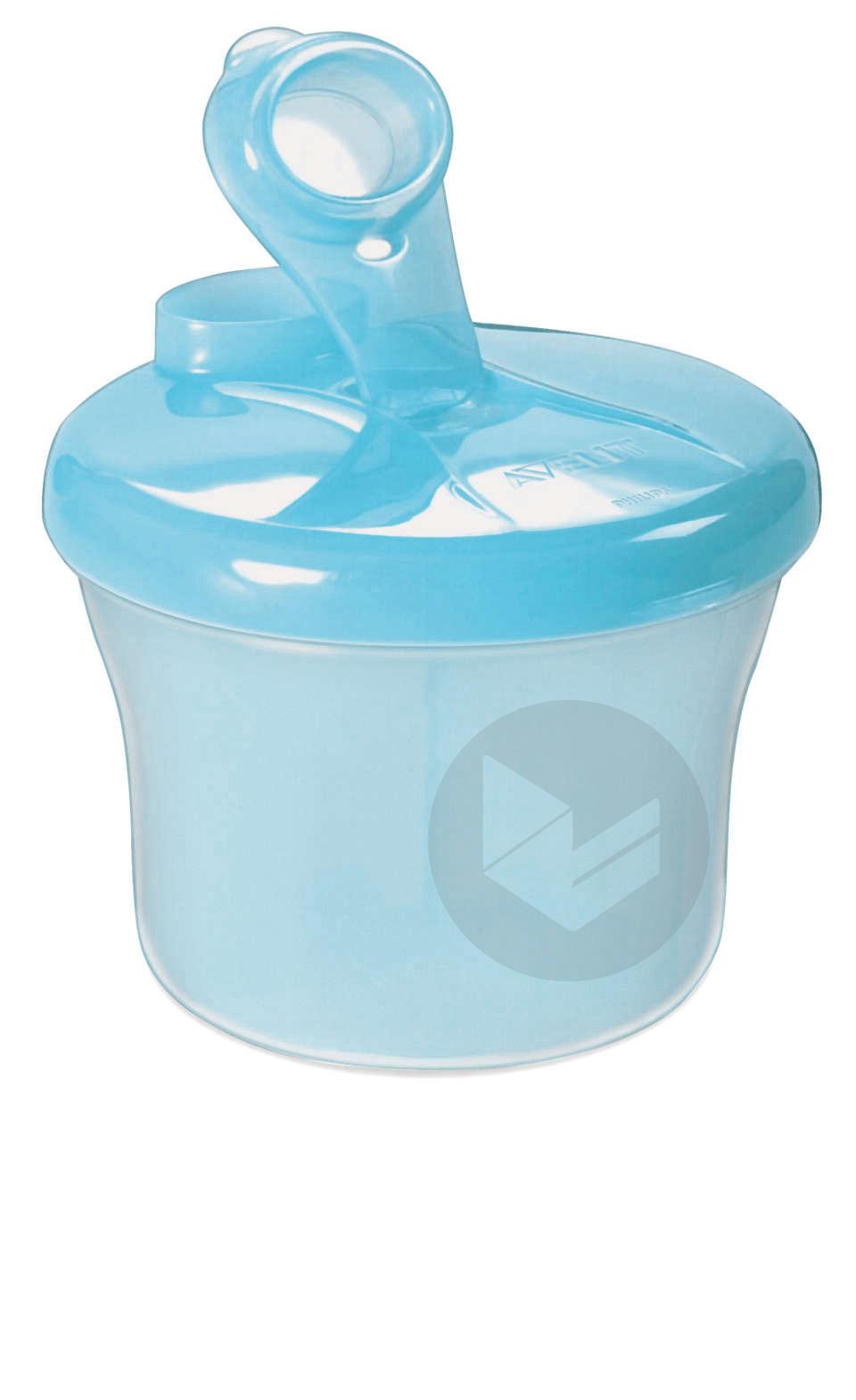 Doseur de lait en poudre Bleu