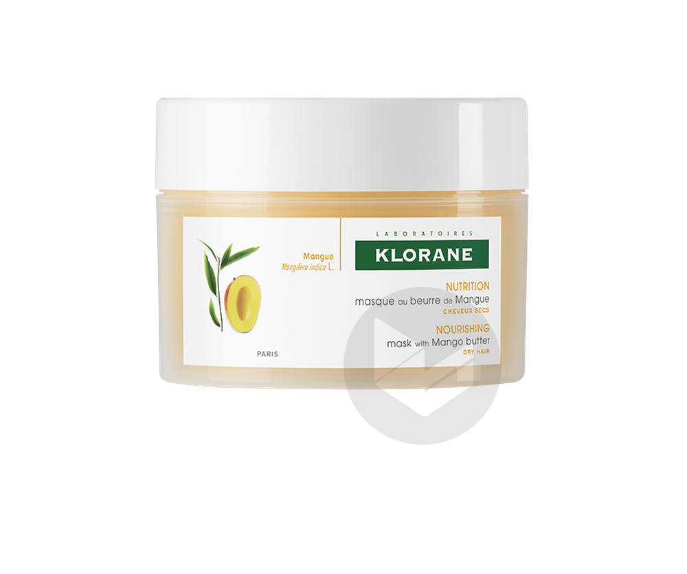 Masque Reparateur Au Beurre De Mangue 150 Ml