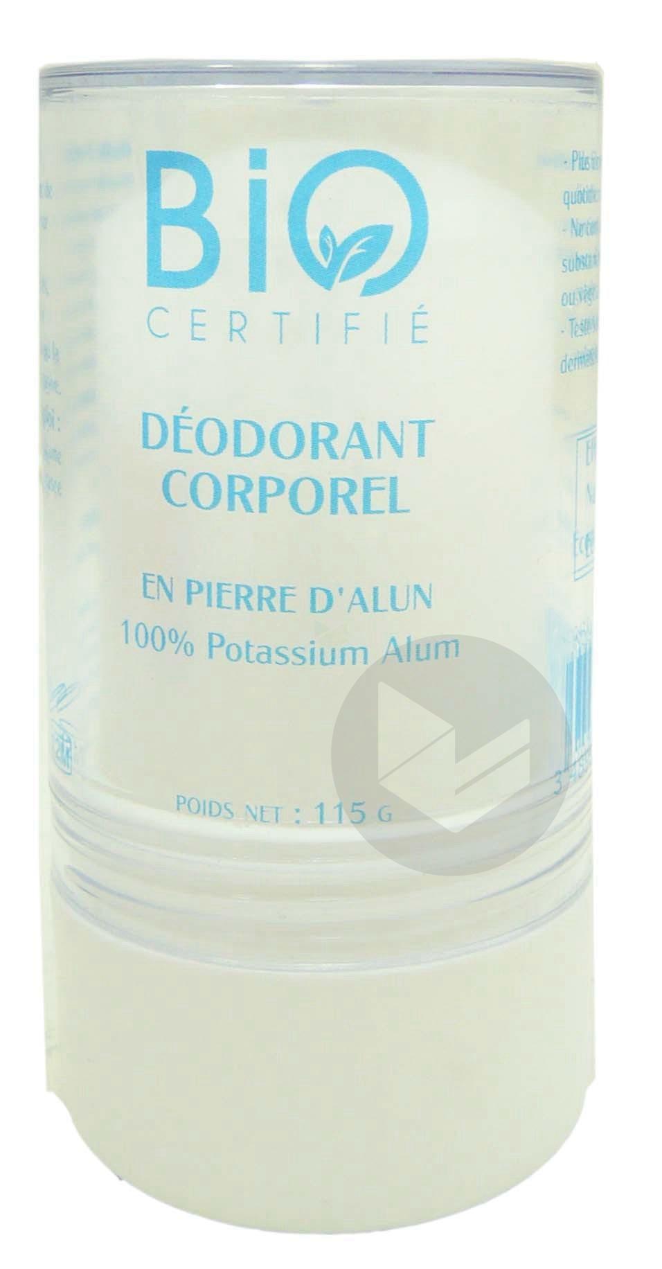 Deodorant Pierre D Alun Bio Stick 120 G
