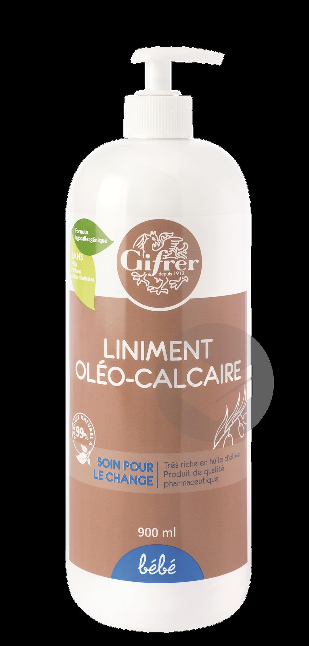 Liniment Oleo Calcaire 900 Ml