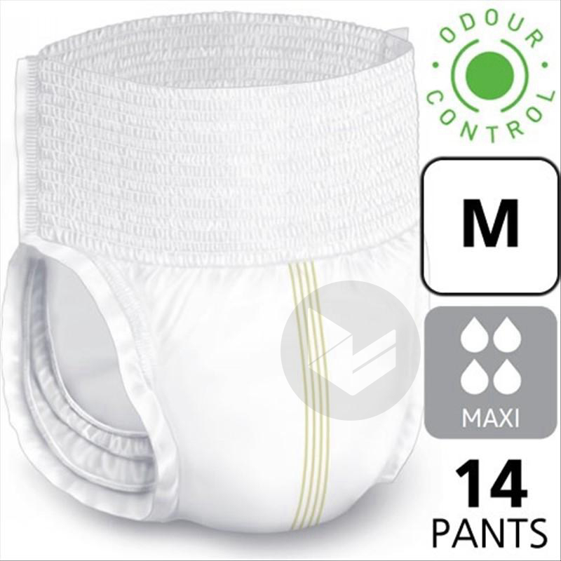 Lille Pants Slip Absorbant Maxi Taille M 14 Changes