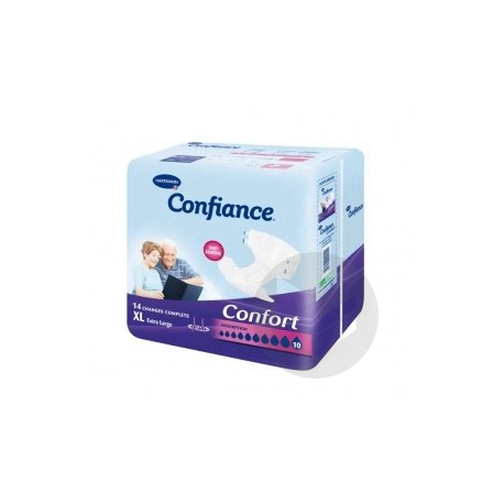 Confort 10 Change Complet Anatomique Extra Large Sac 14
