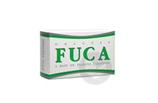 DRAGEES FUCA Comprimé enrobé (3 plaquettes de 15)