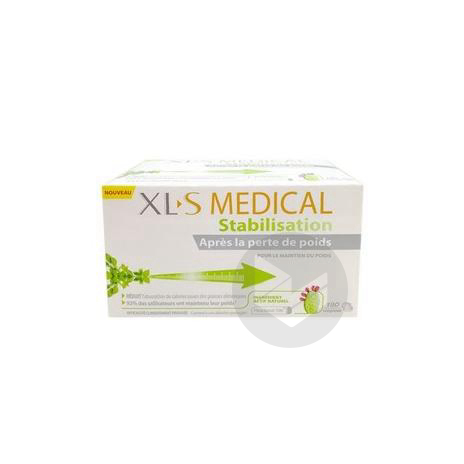 Xls Medical Comprimes Stabilisation B 180