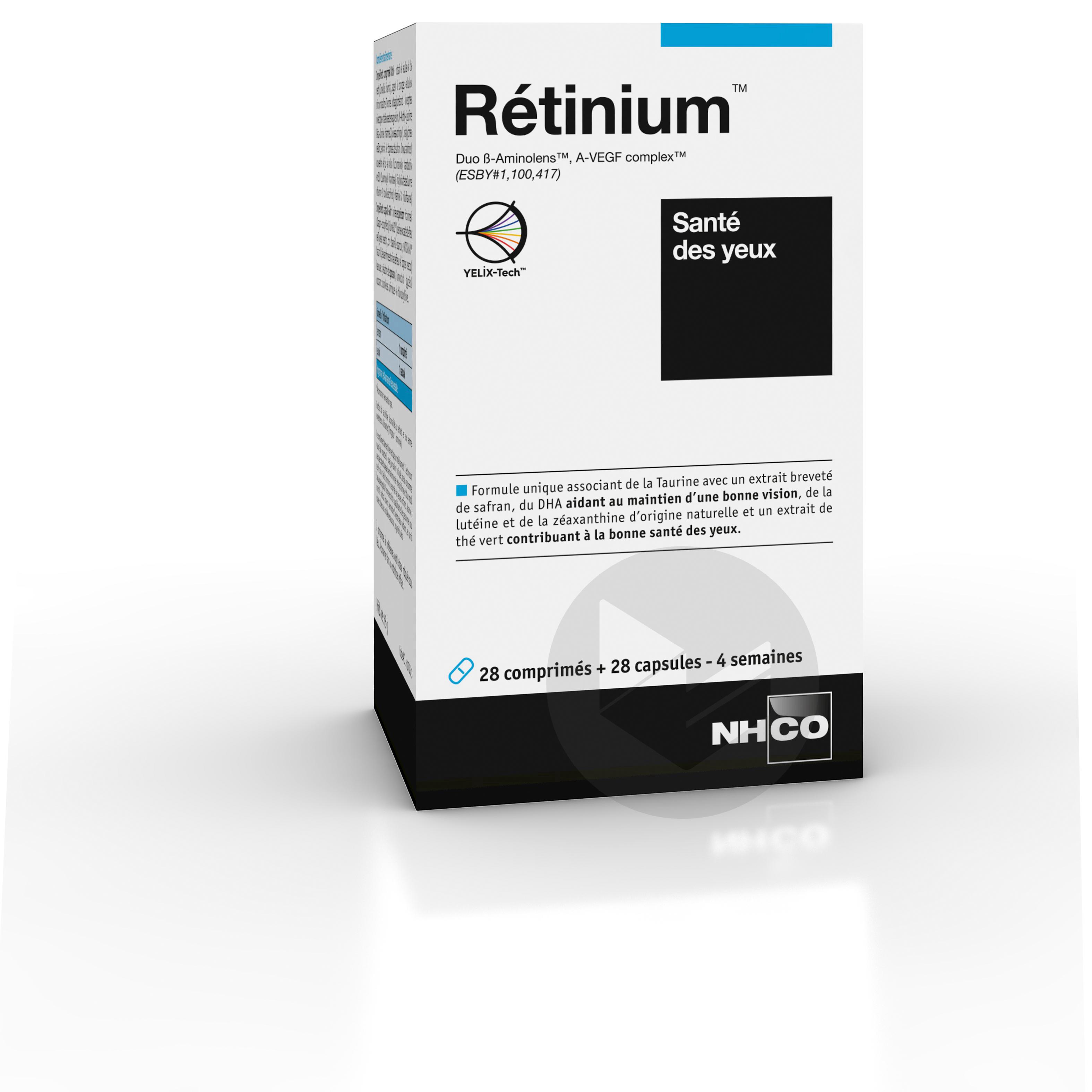 Retinium