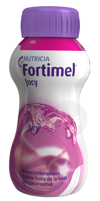 Fortimel Jucy Fruits De La Foret 200 Ml