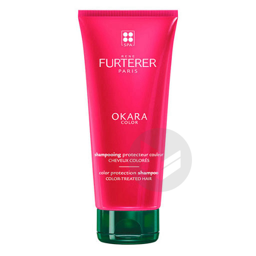 Rene Furterer Okara Color Shampooing Protecteur Couleur 50 Ml