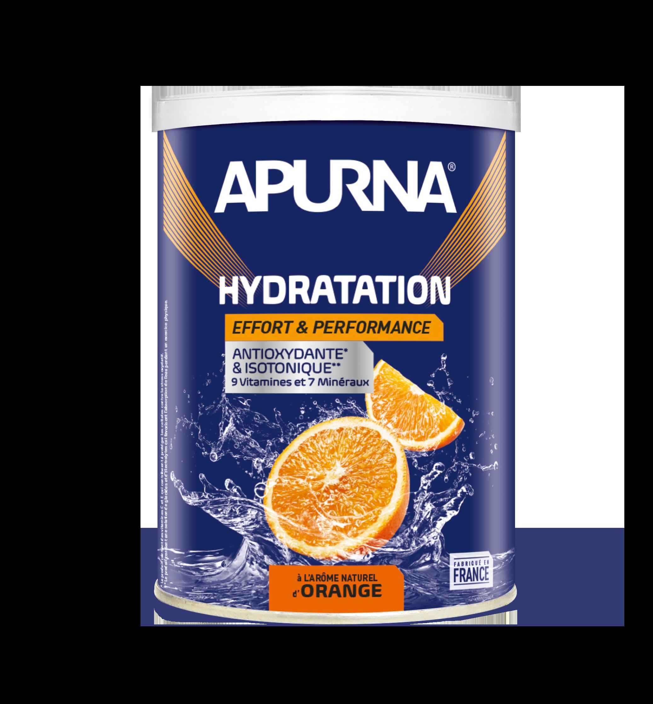 Boisson Hydratation Orange