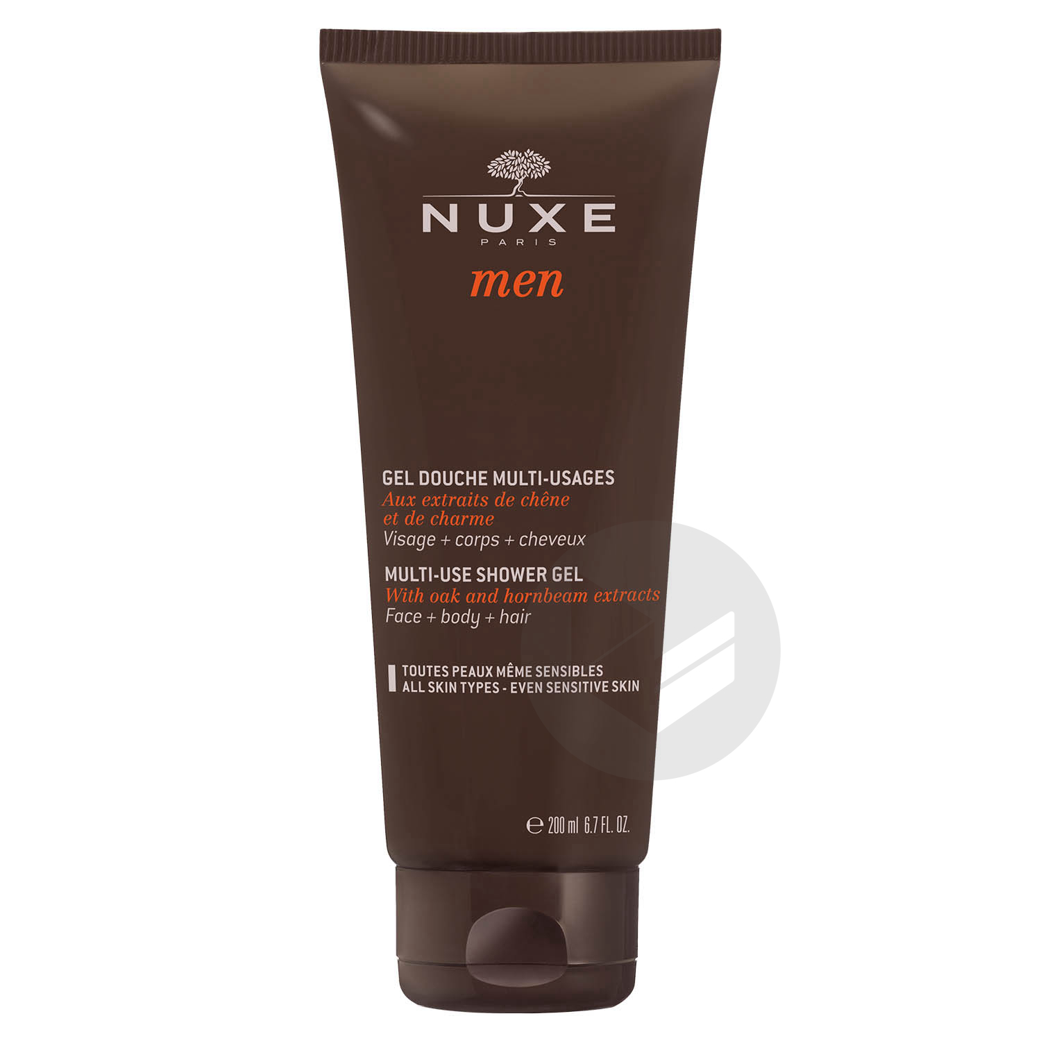 Gel Douche Multi-Usages Nuxe Men