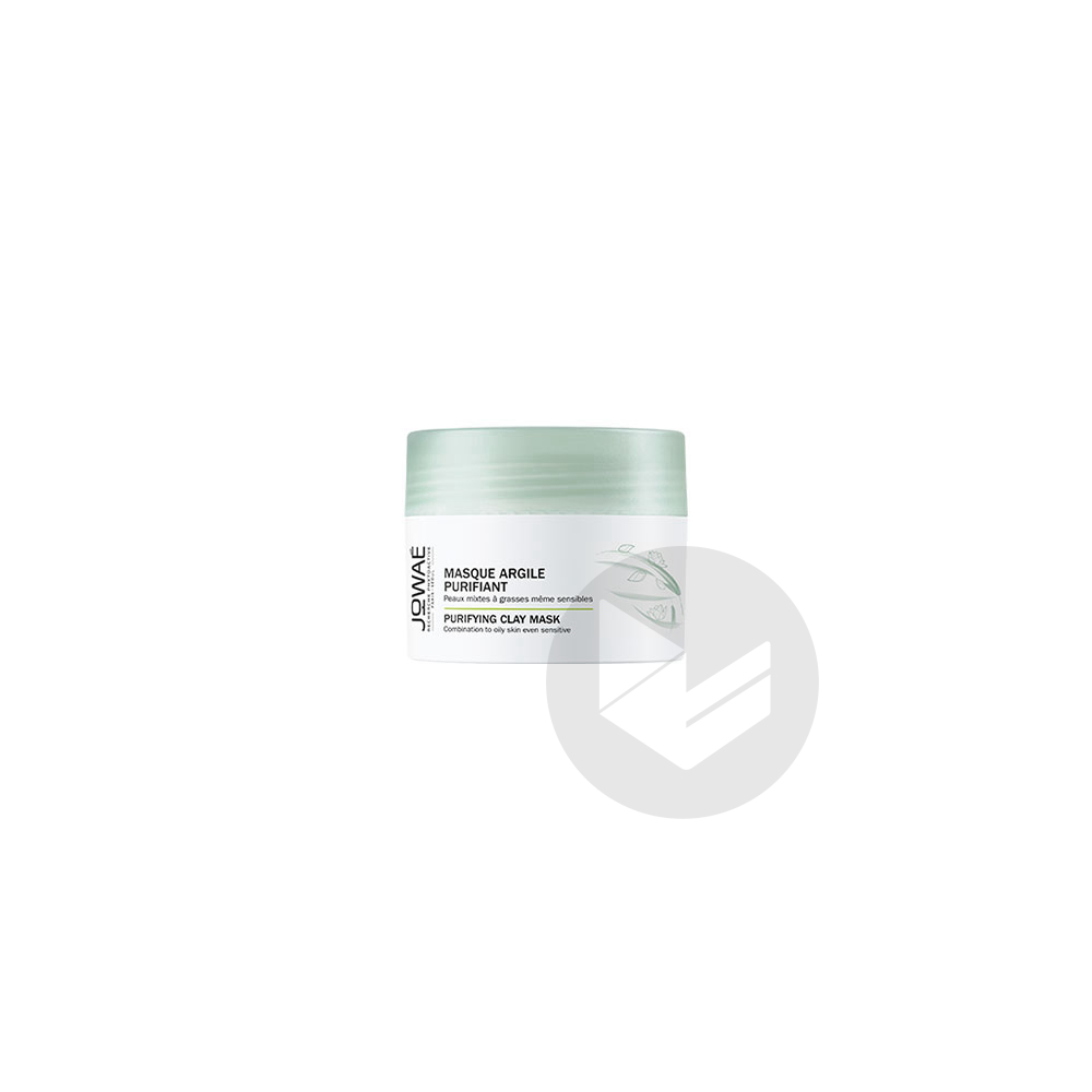 Masque Argile Purifiant 50 Ml