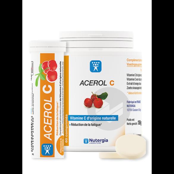 Acerol C 60 15 Comprimes