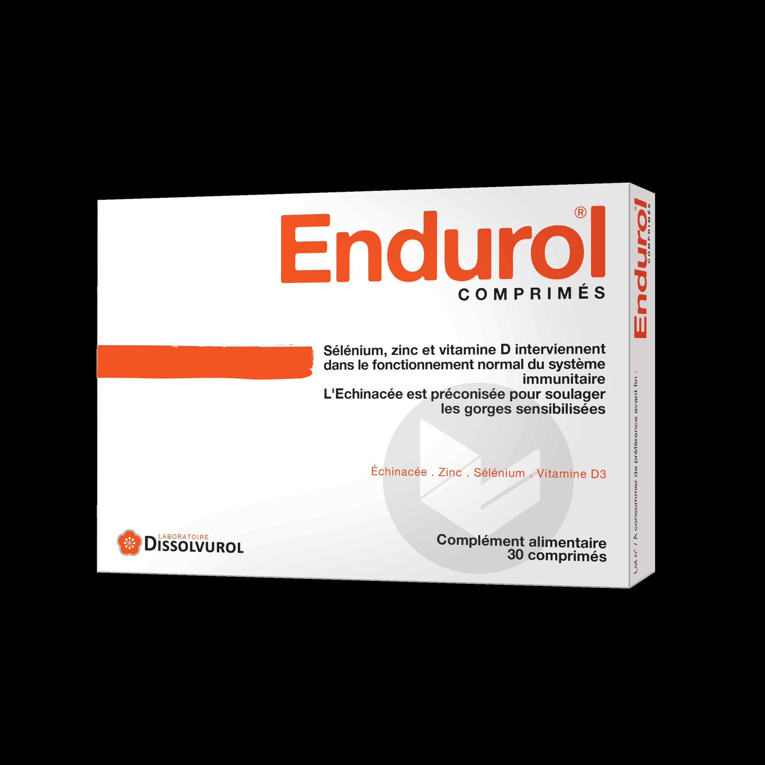 Endurol 30 Comprimes