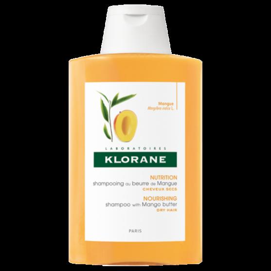 Shampooing nutritif Beurre de Mangue 200ml