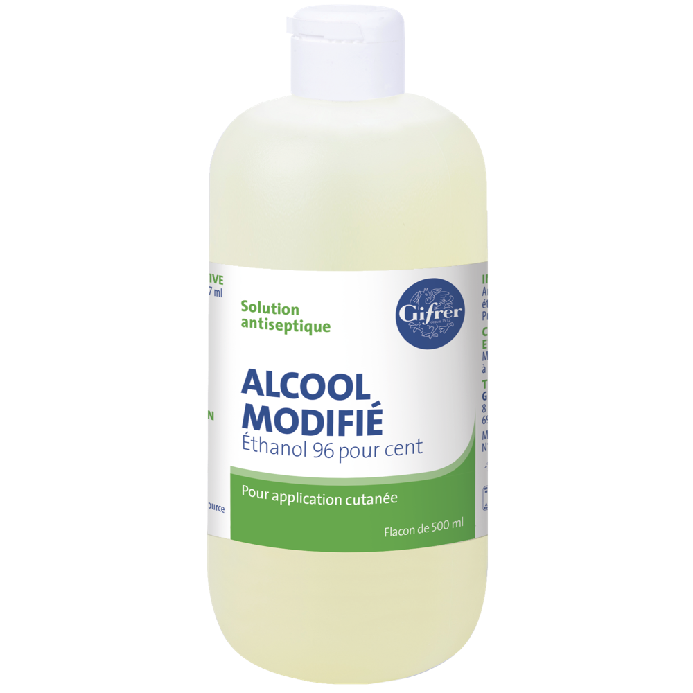 Alcool Modifie 500 Ml