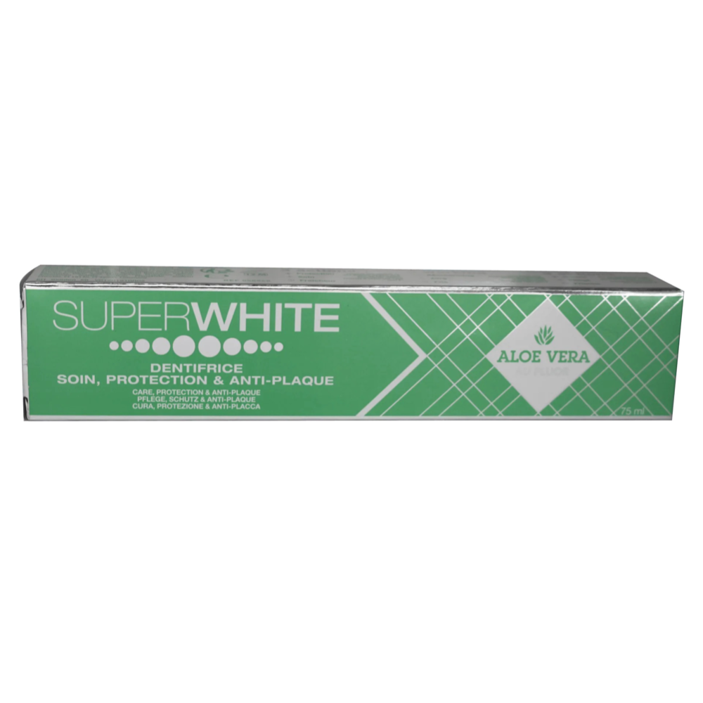 Dentifrice Soin Protection Et Anti Plaque 75 Ml