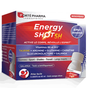 Energy Shot 5 H 6 X 60 Ml