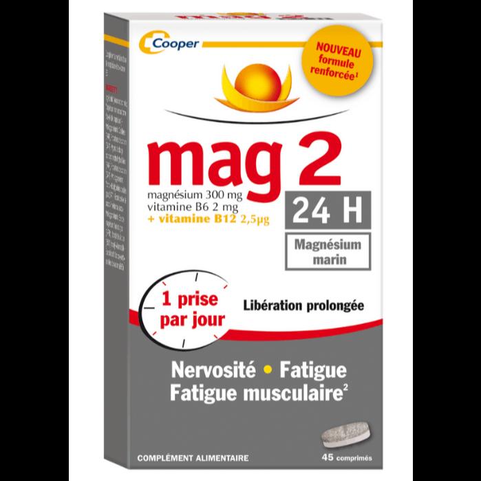 Mag 2 24 H 45 Comprimes