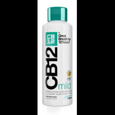 Cb 12 Mild Bain De Bouche Menthe Legere 250 Ml