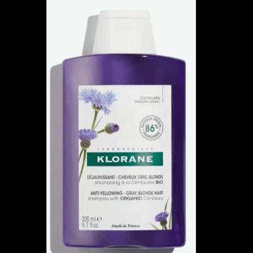Shampooing Centauree Bio 200 Ml