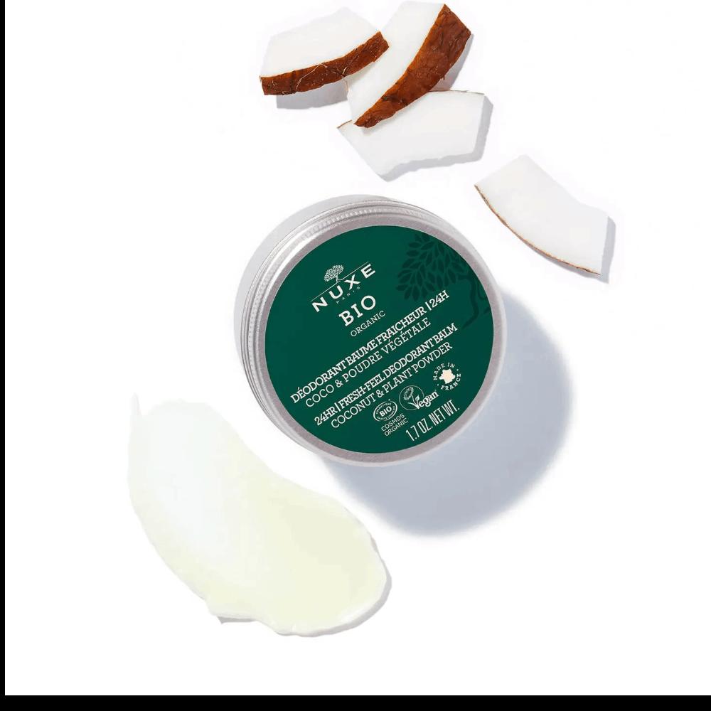 Deodorant Baume Fraicheur 24 H Bio 50 G
