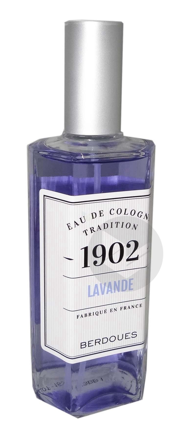 1902 Tradition Eau De Cologne Lavande Vapo 125 Ml
