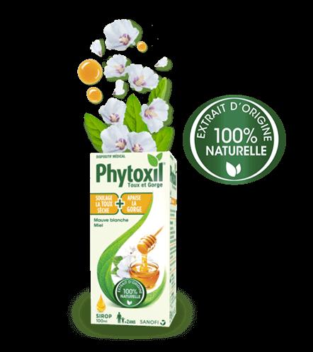 Phytoxil Toux Et Gorge Sirop 100 Ml