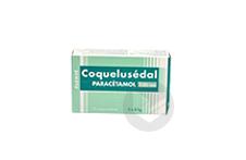 COQUELUSEDAL PARACETAMOL 100 mg Suppositoire (Plaquette de 10)