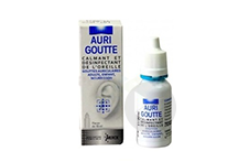 Gte Auric Flacon De 15 Ml