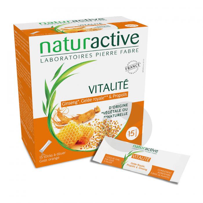 NATURACTIVE Duo Vitalité 2x15 sticks