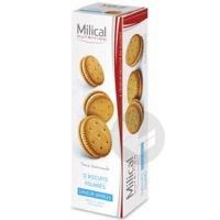 Biscuit Fourre Vanille Etui 12