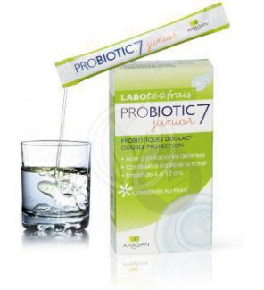 Biotic P 7 Junior Pdr Orodispersible 10 Sticks