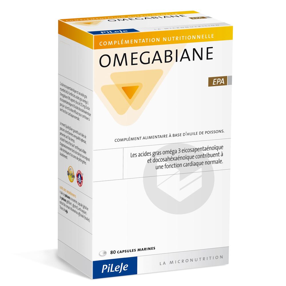 Omegabiane Dha Vegetal