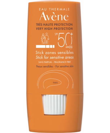 Stick Zones Sensibles Spf 50 8 G