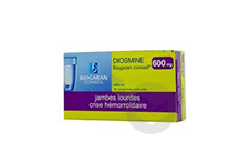 Biogaran Conseil 600 Mg Comprime Pellicule 2 Plaquettes De 15