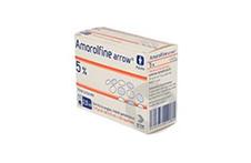 AMOROLFINE ARROW 5 % Vernis à ongles médicamenteux (Flacon de 2,5ml avec 20 spatules)