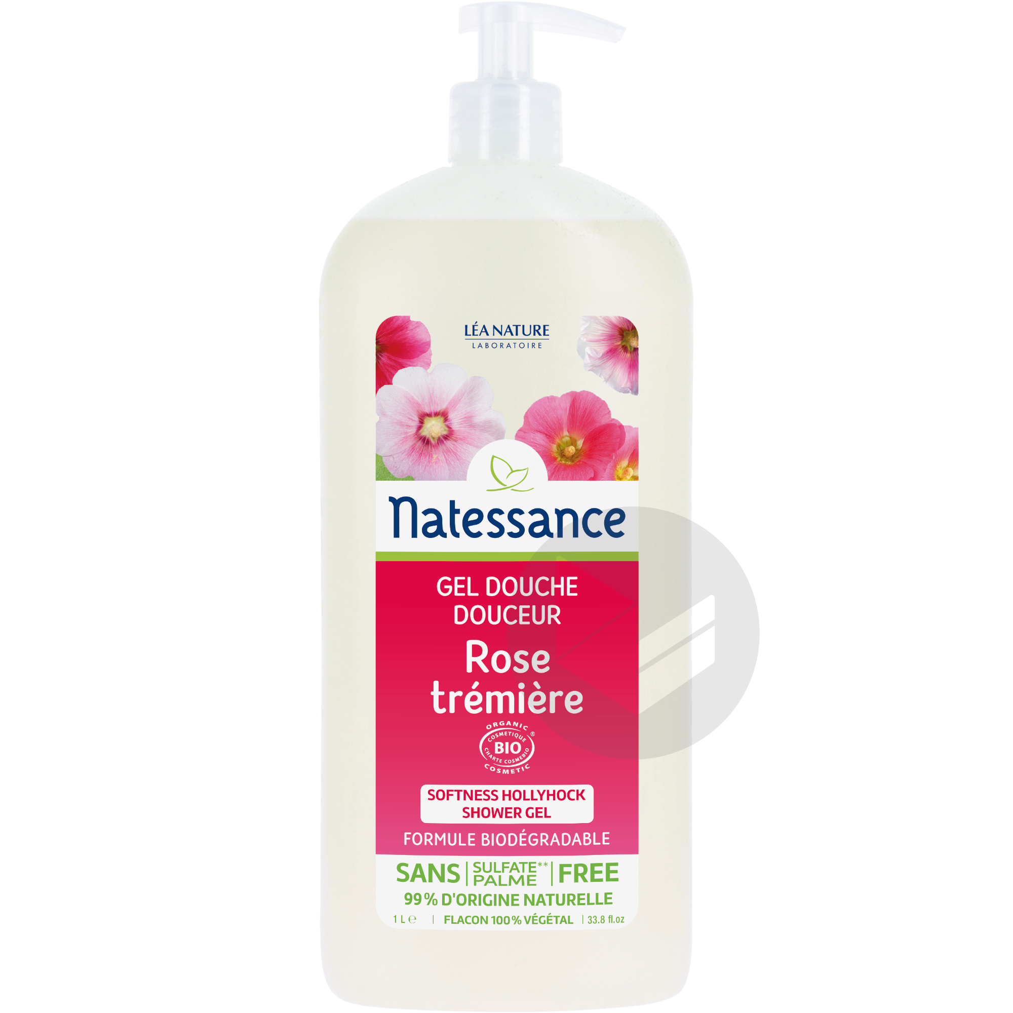 Gel Douche Rose Tremiere Douceur