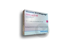 B 12 Delagrange 1000 G 2 Ml Solution Injectable Ou Buvable Im 6 Ampoules De 2 Ml