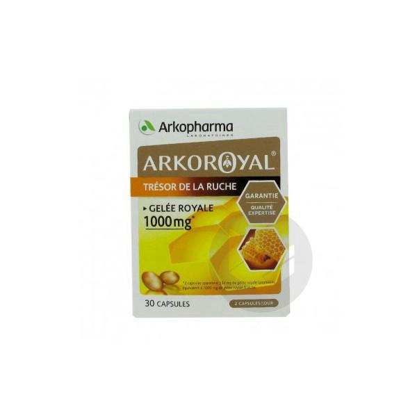 ARKO ROYAL Gelée royale 1000 mg Caps B/30
