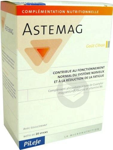 ASTEMAG Pdr or 20Sticks/4,1g
