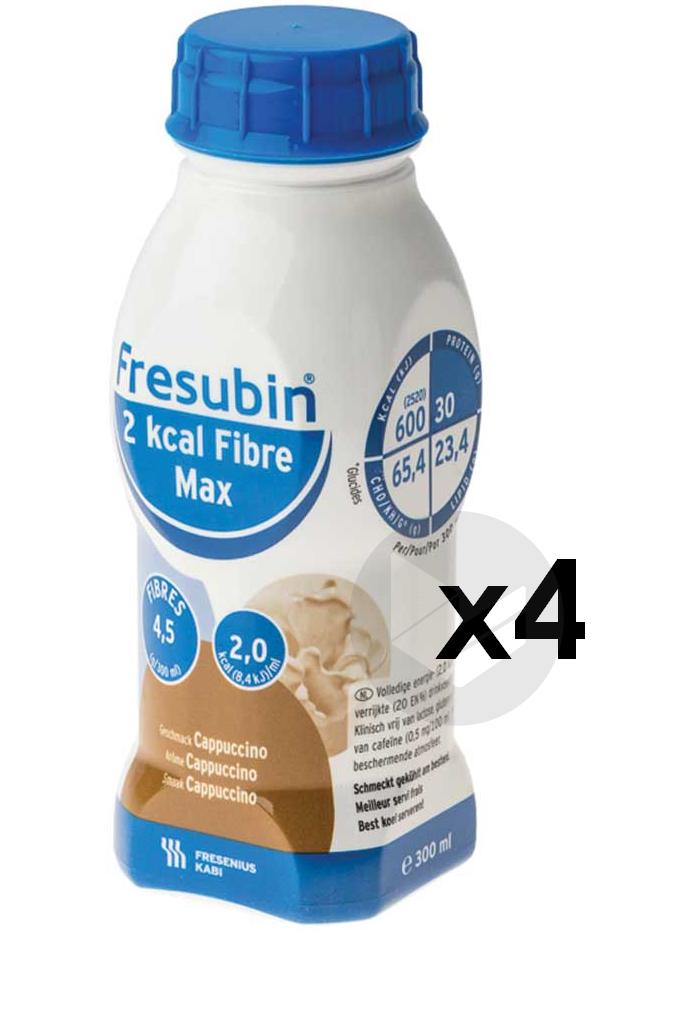 Fresubin 2 Kcal Drink Cappuccino 4 X 200 Ml