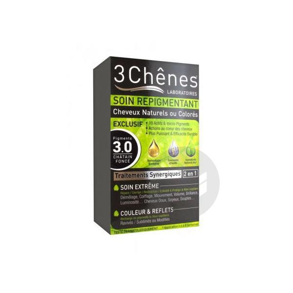 Repigmentant Kit Cheveux Naturels Ou Colores 9 3 Pigments Blond Tres Clair Dore